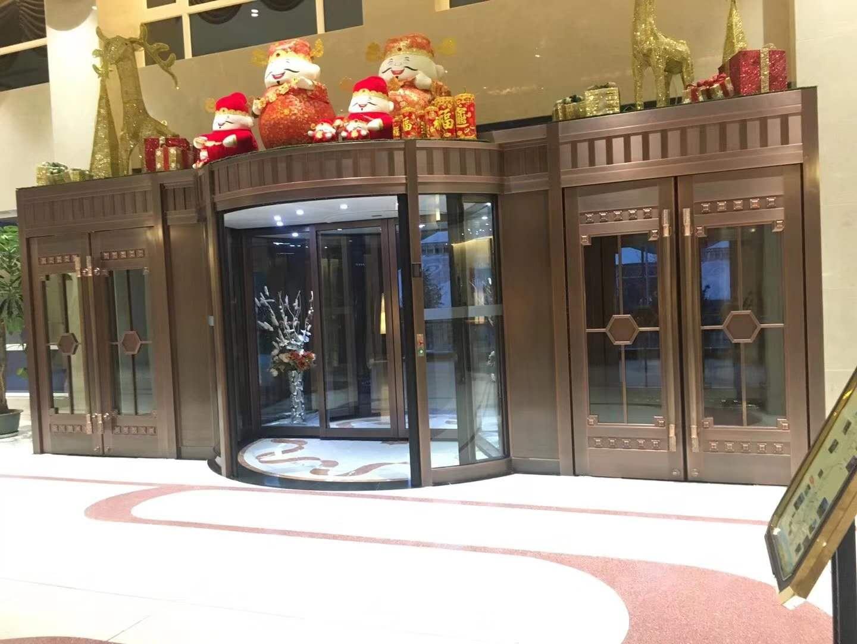 豪華酒店門